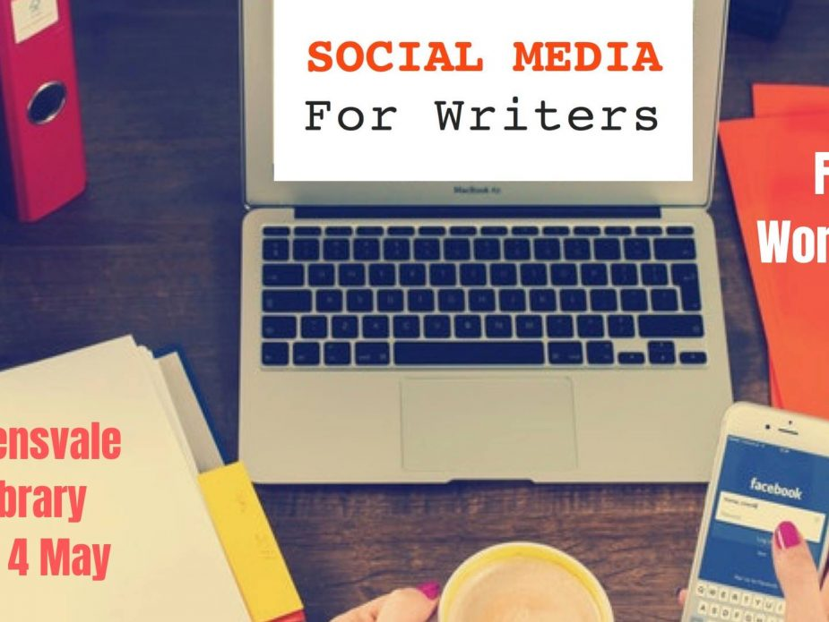 social media for writers workshop
