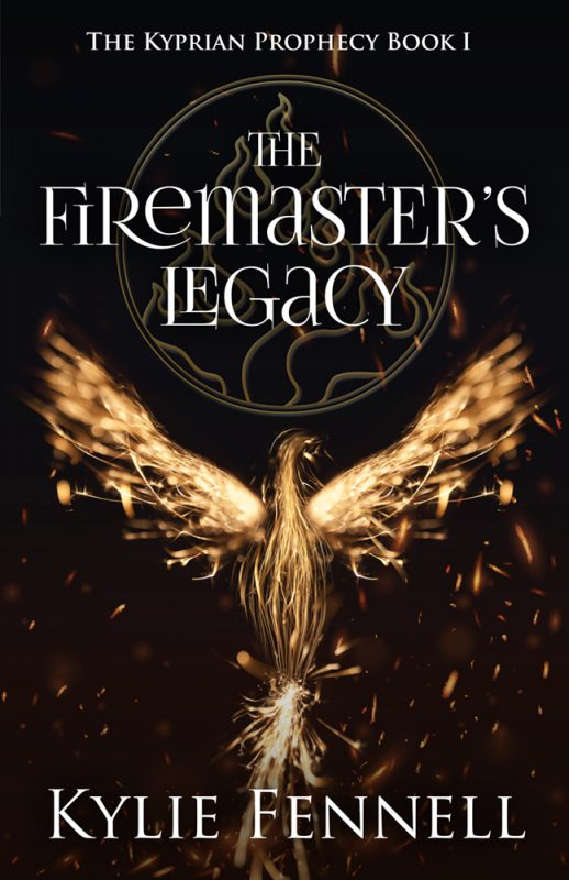 The Firemaster's Legacy – The Kyprian Prophecy Book 1