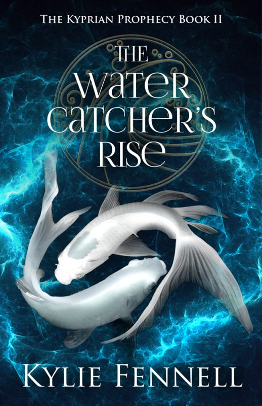 The Water Catcher's Rise – The Kyprian Prophecy Book 2