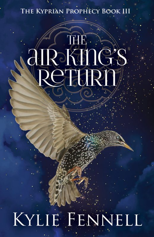 The Air King's Return – The Kyprian Prophecy Book 3