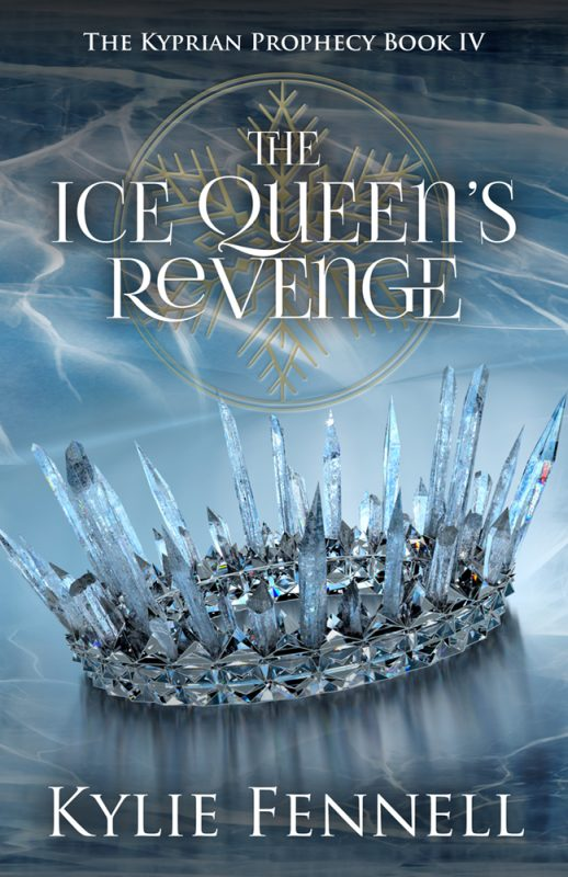 The Ice Queen's Revenge – The Kyprian Prophecy Book 4
